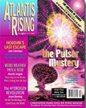Atlantis Rising magazine issue 24 had a cover story about The Talk of the Galaxy and evidence for a Galactic ETI pulsar beacon network.
