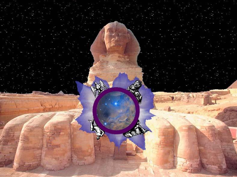 sphinx-stargate